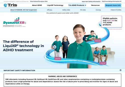 DYANAVEL XR (amphetamine) CII