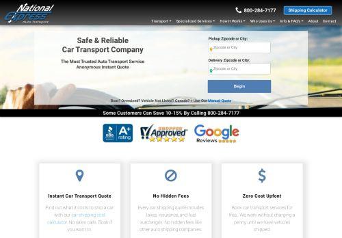 Executive Auto Shippers