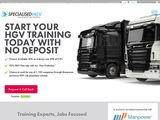 Specialised HGV Training