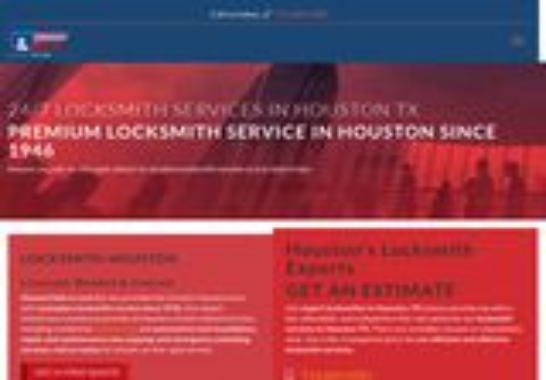 Locksmith Houston | 24/7 Local Locksmith Services in Houston TX Area