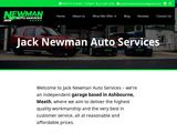 Jack Newman AutoServices | Garage in Ashbourne, County Meath