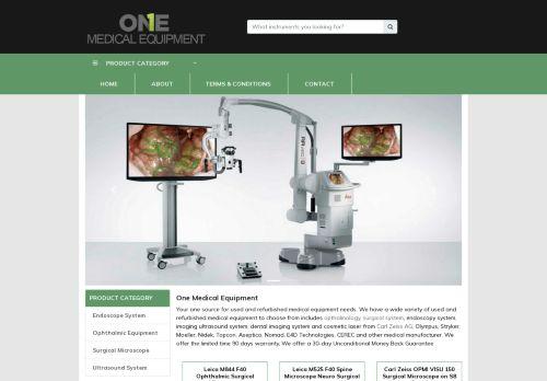 One Medical Equipment
