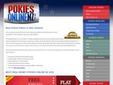 Online Pokies in New Zealand