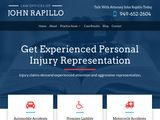 Law Offices of John Rapillo | Personal Injury Lawyer in Orange County CA