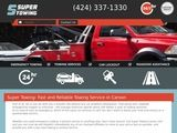 Super Towing | Expert Towing & Roadside Help Services in Carson, CA