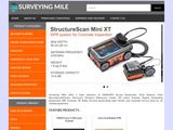 Surveying Mile offer a wide selection of GNSS GPS Surveying Equipment, Total Stations, 3D Scanner
