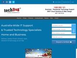 Techbug IT Support Brisbane