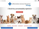 Affordable Animal Hospital | Veterinarian in Orange County CA