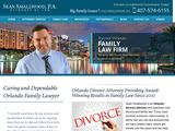 Sean Smallwood P.A. | Orlando divorce and Family Law Attorney