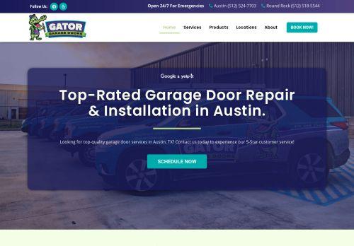 Aladdin Doors of Austin