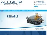 Allquip Water Trucks