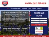 Centex Dumpster Rental & Junk Removal Company