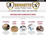 Bennetts Services | Carpet Cleaning & Pest Control in Brisbane AU