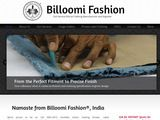 Billoomi Fashion | Full Service Clothing Manufacturer and Exporter