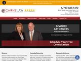 Cairns Law | Family Lawyers in Largo FL