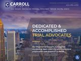 Carroll Law Firm LLC | Medical malpractice lawyer in Atlanta GA