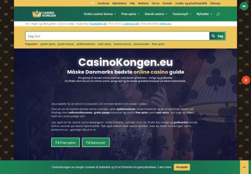 Gratis casino bonusser