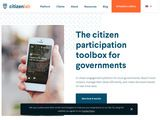 CitizenLab | Citizen engagement made easy