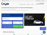 Cabo San Lucas car rental
