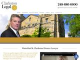 Clarkston Legal | Full service law firm in Oakland county MI