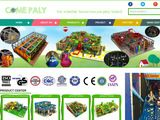 ComePlayground | Indoor Kids Playgrounds  Equipment Manufacturer