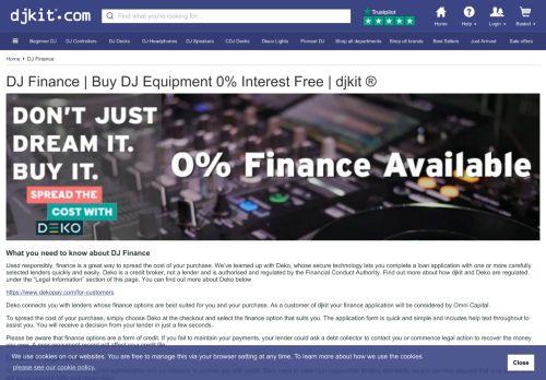 DJ Finance