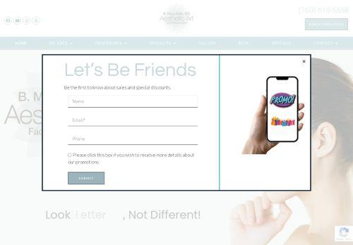 B. Maya Kato, MD   Med Spa in Palm Desert CA