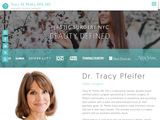 Dr. Tracy Pfeifer | Aesthetic plastic surgery in New York