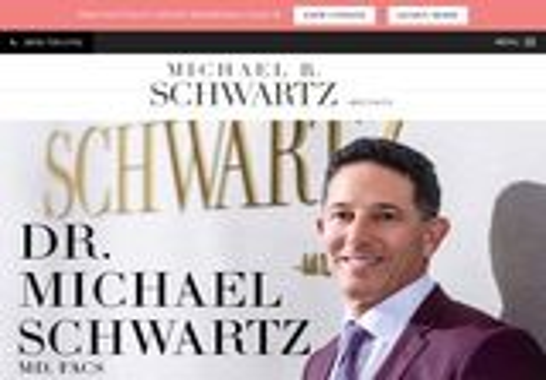 Dr. Michael Schwartz | Plastic Surgeon  in Thousand Oaks CA
