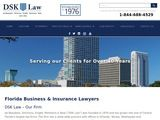 DSK Law | Central Florida Business and Insurance lawyers
