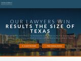 The Evans Law Firm | Personal Injury lawyers in Texas