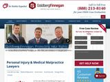 Goldberg Finnegan | Personal Injury & Medical Malpractice Lawyers in Maryland and Washington DC