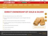 GoldBroker: Gold & Silver Storage Facilites