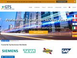 GTS Translation | Online Translation Services