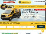 Hunt's Services Heating and Cooling HVAC Tacoma Seattle