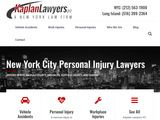Kaplan Lawyers PC | Personal Injury Lawyer in New York City