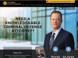 Hedding Law Firm | Criminal Lawyer in Los Angeles CA