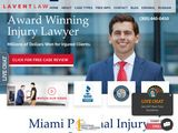 Lavent Law | Personal injury lawyer in Miami FL