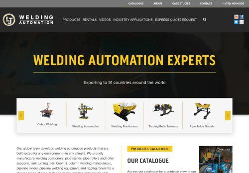 LJ Welding Automation