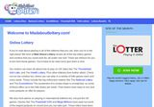 Madaboutlottery.com