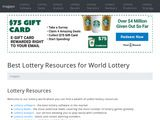 Best Lottery Resources for World Lottery