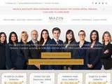 Mazin & Associates PC | Personal Injury lawyers in Toronto ON