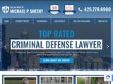 Michael P. Sheehy, PLLC | Criminal defense lawyer in Lynnwood WA