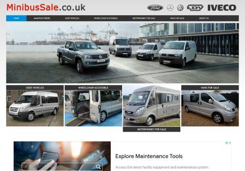 Minibus Sale