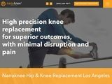 The Nanoknee Institute | Knee Replacement Surgery in Los Angeles CA