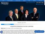 Needle Law Firm | Personal Injury lawyers in Scranton PA