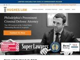 Evan Hughes | Philadelphia Criminal Defense Lawyer