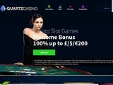 Quartz Casino UK Online
