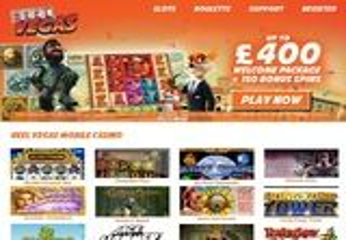 Reel Vegas Online Casino