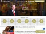 Law Office Of Robert S. Toale | Criminal defense attorneys in New Orleans LA